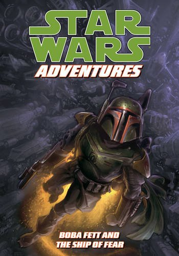 Star Wars Adventures: Boba Fett and the Ship of Fear - Jeremy Barlow