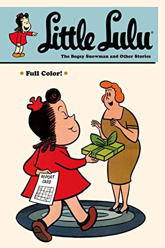 Little Lulu Volume 23: The Bogey Snowman and Other Stories - John Stanley