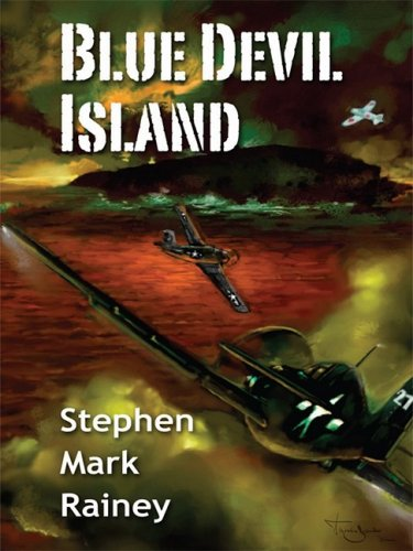 Blue Devil Island (Wheeler Softcover) - Stephen Mark Rainey
