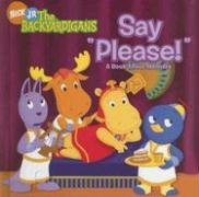 Say Please!: A Book about Manners