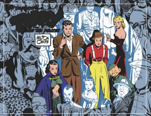 The Complete Terry and the Pirates, Vol. 1: 1934-1936 - Milton Caniff