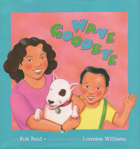 Wave Goodbye - Rob Reid