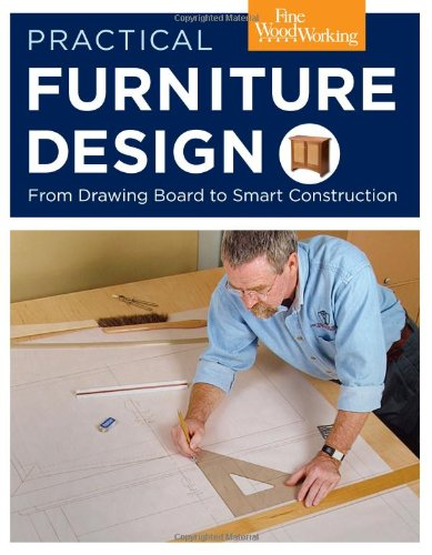 Practical Furniture Design: From Drawing Board to Smart Construction - Editors of Fine Woodworking