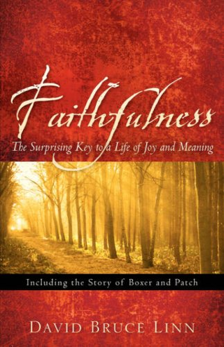 Faithfulness, The Surprising Key to a Life of Joy and Meaning - David Bruce Linn