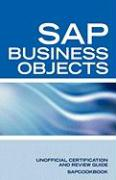 SAP Business Objects Interview Questions: Business Objects Certification Review