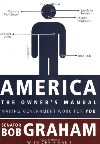 America, The Owner'S Manual - Bob Graham, Chris Hand