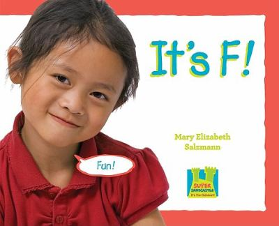 It's F! - Mary Elizabeth Salzmann