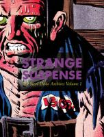 Strange Suspense: The Steve Ditko Archives, Vol. 1