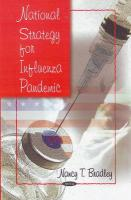 National Strategy for Influenza Pandemic