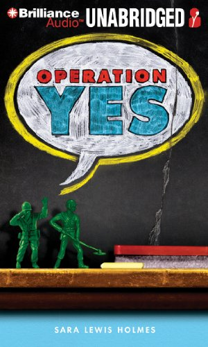 Operation Yes - Sara Lewis Holmes