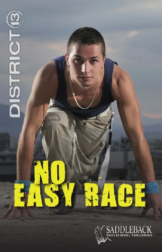 No Easy Race (District 13) - Katherine Hengel