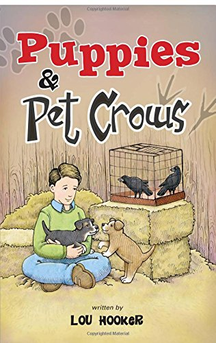 Puppies and Pet Crows - Lou Hooker
