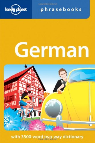 Lonely Planet German Phrasebook - Lonely Planet; Gunter Muehl