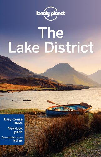 Lonely Planet Lake District (Travel Guide) - Lonely Planet; Oliver Berry