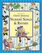 Trace Moroney's A Classic Treasury of Nursery Songs and Rhym