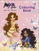Moxie Girlz Colouring and Puzzle Book