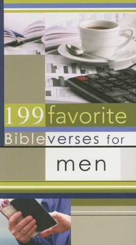 199 Favorite Bible Verses For Men - Christian Art Gifts