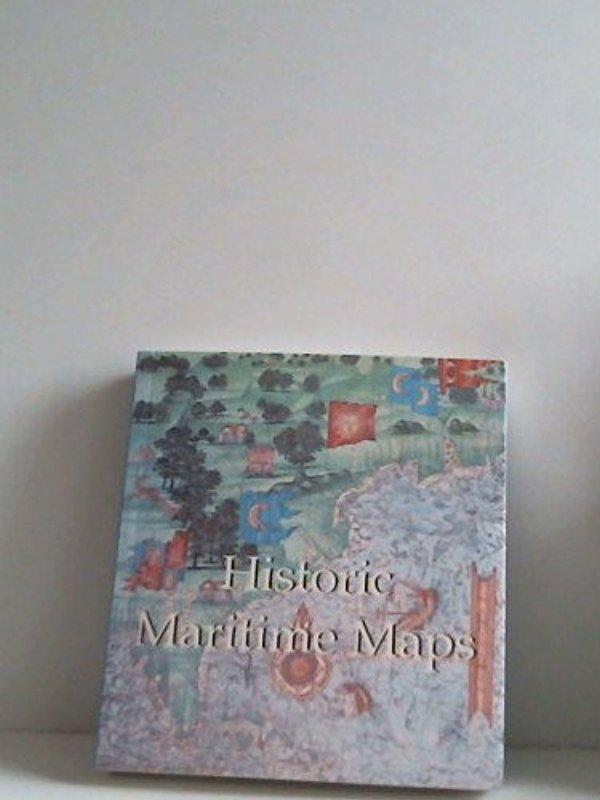Historic Maritime Maps: 1290-1699 (Mega Squares) - Donald Wigal
