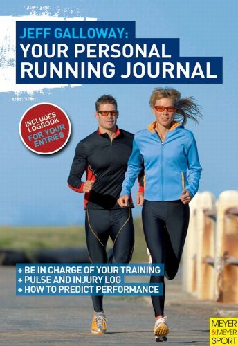 Jeff Galloway - Your Personal Running Journal - Jeff Galloway