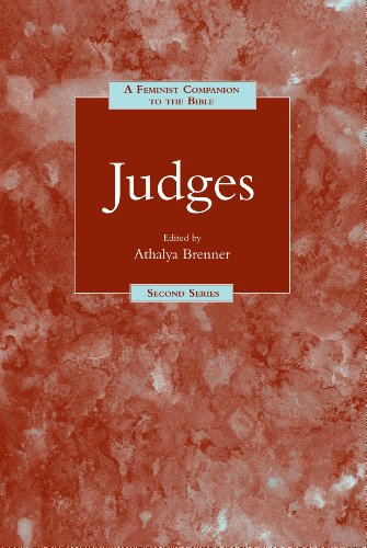 A Feminist Companion to Judges (Feminist Companion to the Bible (Second) series) - Athalya Brenner