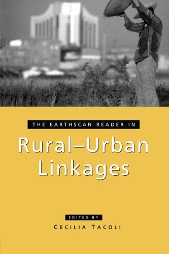 The Earthscan Reader in Rural-Urban Linkages (Earthscan Reader Series) - Cecilia Tacoli