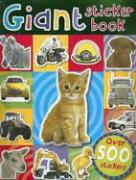 Giant Sticker Book