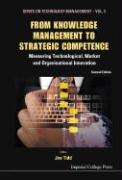 From Knowledge Management to Strategic Competence: Measuring Technological, Market and Organisational Innovation