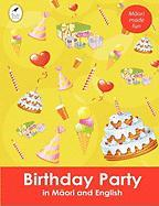 Birthday Party in Maori and English