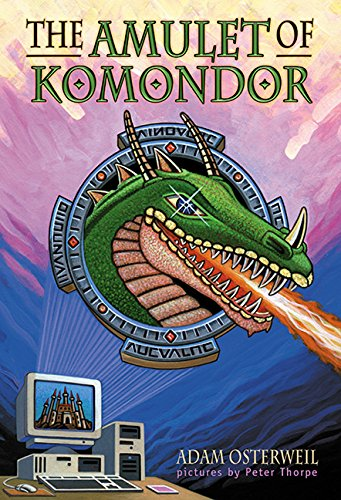 The Amulet of Komondor - Adam Osterweil