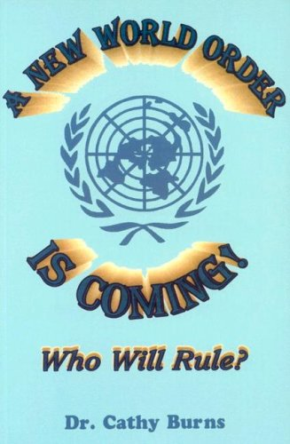 A New World Order Is Coming - Cathy Burns