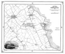 Whitley Bay 1856 Map