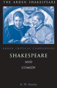 Shakespeare and Comedy: Arden Critical Companions - Paperback