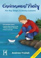 Environment Poetry for Key Stage 2 Literacy Lessons