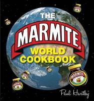 The Marmite Cookbook. Paul Hartley