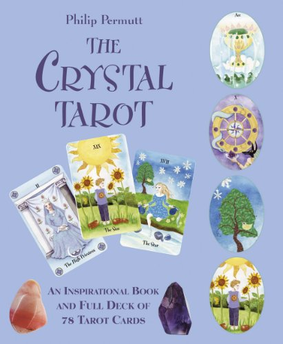 The Crystal Tarot [With Paperback Book] - Philip Permutt