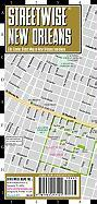 Streetwise New Orleans Map - Laminated City Street Map of New Orleans, Louisiana: Folding Pocket Size Travel Map