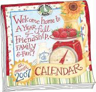 Gooseberry Patch 2007 Wall Calendar