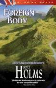 Foreign Body: A Fizz and Buchanan Mystery