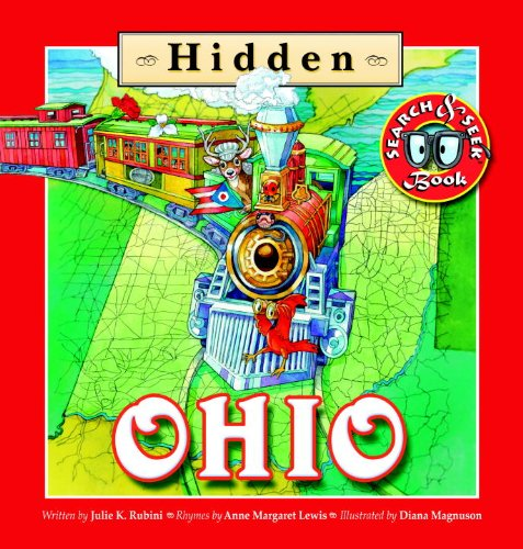 Hidden Ohio - Julie K. Rubini