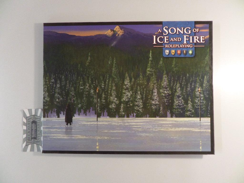 A Song of Ice and Fire Narrators Kit. - Kenson, Steve
