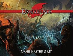Dragon Age Game Master's Kit: An Accessory for the Dragon Age RPG [With Three-Panel Screen]