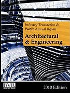 BVR's Industry Transaction and Profile Report: Architectural and Engineering Firms
