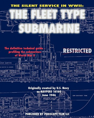 The Silent Service in WWII: The Fleet Type Submarine - United States Navy