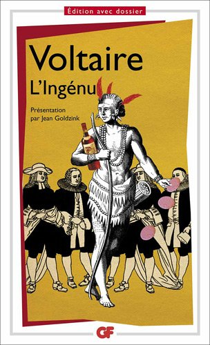 L'Ingenu (French Edition) - Voltaire