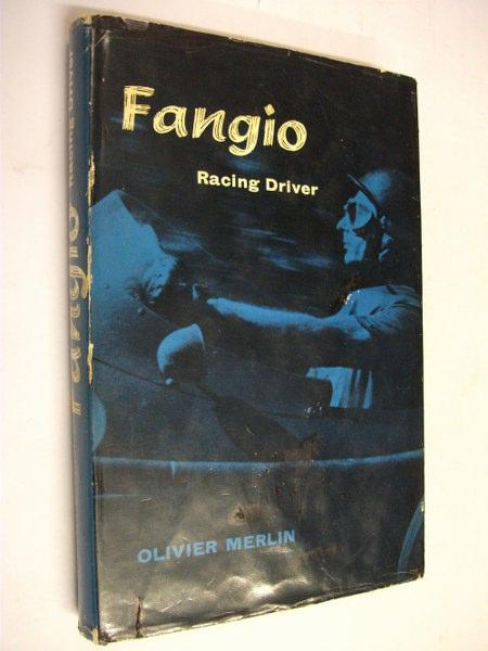 Fangio: Racing Driver