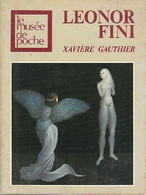 Leonor Fini - Xavière Gauthier
