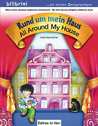 Rund Um Mein Haus/All Around My House (German Edition) - Albersdorfer, Helja