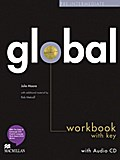 Global: Pre-Intermediate / Workbook with Audio-CD and Key