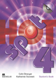 Hot Spot Level.4 Student's Book, w. CD-ROM