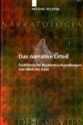 Das narrative Urteil (Narratologia) (German Edition)